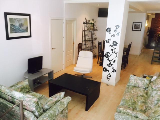 alquiler de apartamentos amueblados madrid